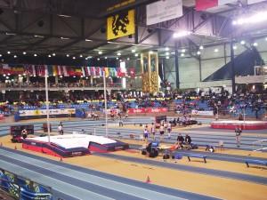 Championnats en salle 2011