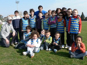 kid athle Cavaillon 5 mars 2011