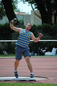 poids, rusconi, athlétisme