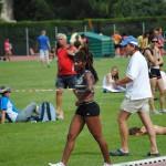 ranchin sprint 100m